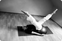 pilates_clinic_daniel_muller_foam_bosu_scissors